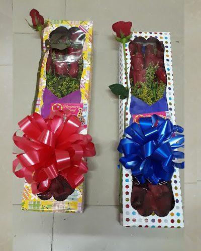 Caja de Rosas #5