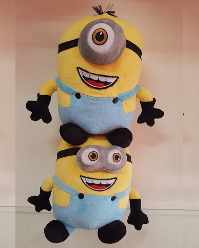 peluches minions
