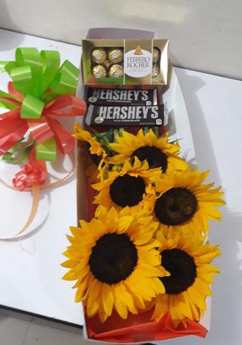 flores para mamá en Floristería Kesef